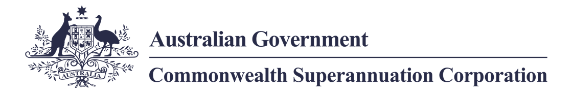 Commonwealth Crest - Commonwealth Superannuation Corporation